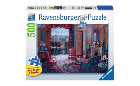 Ravensburger Puzzles - The Sitting Room 14866 30497bb6-f750-4ad8-bf2b-e3206abf3983