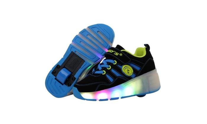 Wheely's Light Up Roller Skate...