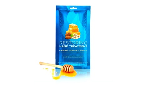 Amazing Restoring Hand Treatment - Increases Elasticity photo