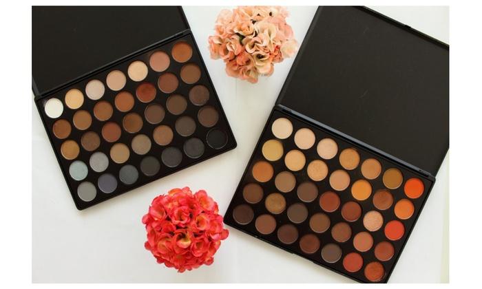 Morphe Pro 35 Color Eyeshadow Makeup Palettes 5 Varieties ...