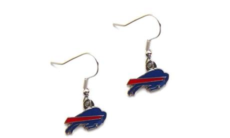 Buffalo Bills Dangle Logo Earring Set Charm Gift NFL a81c7c72-4c1c-4a4a-951f-1471f16f8f62
