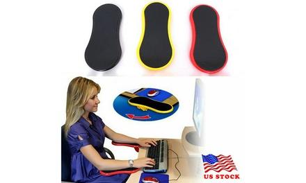 Attachable Armrest Pad Desk Computer Table Arm Support Mouse Pads Arm Wrist