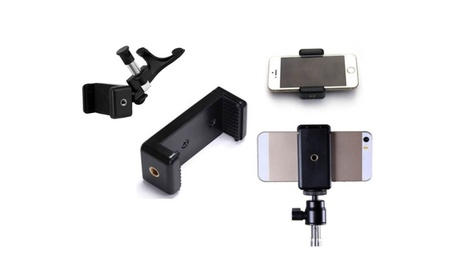 Universal Adjustable Car Air Vent Mount Cradle Holder Stand For Phone photo