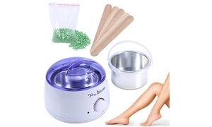 Salon Spa Hair Removal Paraffin Warmer Heater Pot Machine Wax Beans