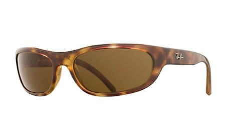 Ray-Ban RB4033 Polarized Sunglasses (Havana Brown/Brown Classic Lens) 8d7a1fa7-ade4-4971-8d35-7cc7ff48ac45
