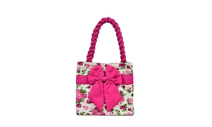 Ladies printed package Lunch  AB Hand bag - M / one size