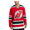 New Jersey Devils Red Reebok Team Classic Throwback Jersey