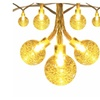 40 LED Battery Operated Globe String Lights for Christmas