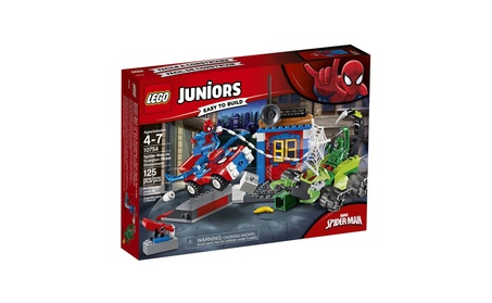 LEGO Juniors Spider-Man Vs. Scorpion Street Showdown 10754Building Kit a45f0df3-ddab-4793-88fc-2c5af9b702b8