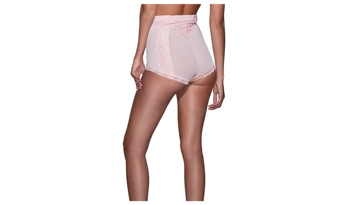 126fba43d0653 Scarlet Kiss Designer Slow Burn High Waist Signature Shapewear Brief ...