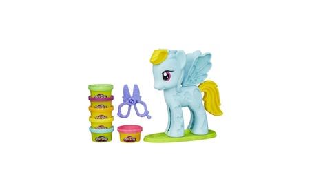 Play-Doh My Little Pony Rainbow Dash Style Salon Playset 4fec16e9-e89c-4f7e-ad8a-14e759a3afd3
