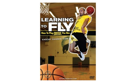 Learning to Fly: How to Play Above the Rim DVD 1186ae35-1a00-4c64-b767-ff5ab56c8794