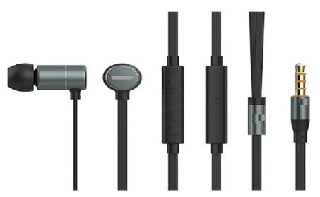 High Quality Earphones Universal Earphones Built-in Microphone abd63d9c-7db9-41ca-bd03-8180ad1ec83b