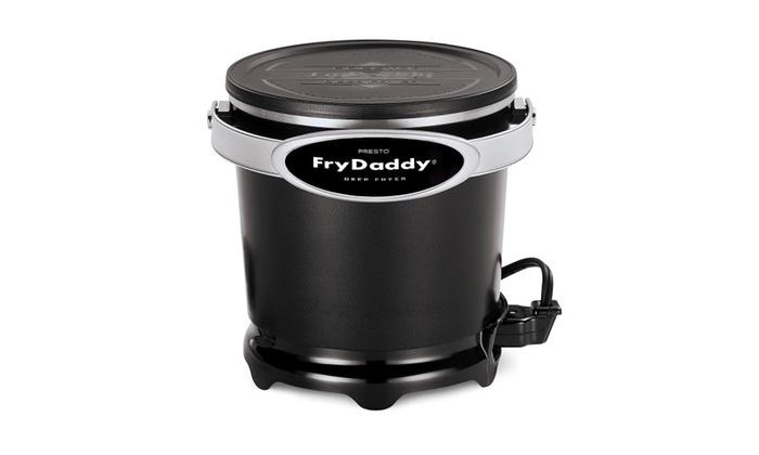 4-cup capacity Presto 05420 FryDaddy Electric Deep Fryer