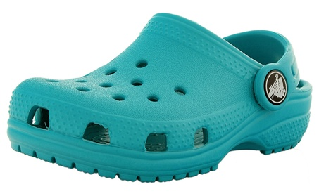 Crocs Boy's Classics Clogs ad10d1ac-3f5f-435d-922a-44b4cd99a423