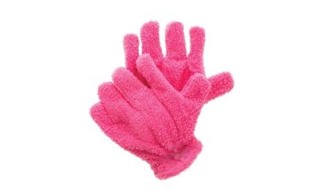 Women's Microfiber Gloves Hair Drying Head Shower Hair Dryer Hair Styleing Tool