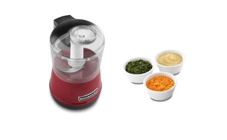 KitchenAid 2-Speed 3.5 Cup Food Chopper - KFC3511 (Certified Refurb) a6623455-246b-4cd9-aefd-ed09622ca524