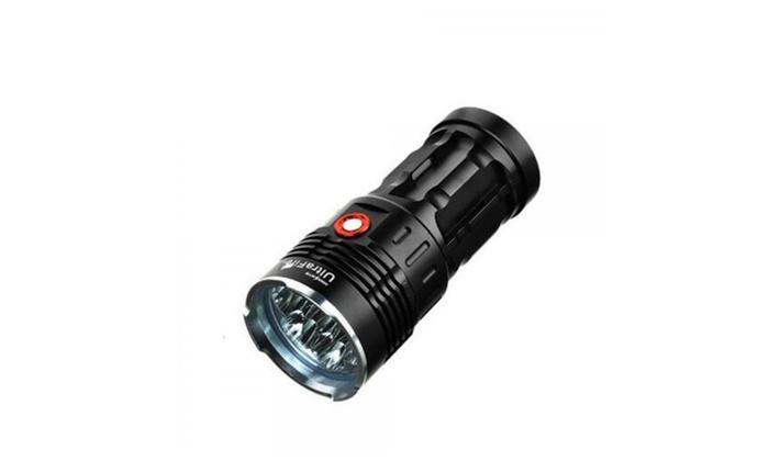 Ultrafire XML-T6 9500LM 7-LED 3 Modes Super Bright White Flashlight | Groupon
