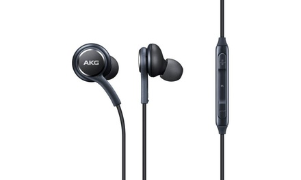 Samsung Galaxy S9/S9Plus/S8/S8Plus Headphones Tuned by AKG 1, 2, 3, or 5 Pack Was: $99.99 Now: $9.99.