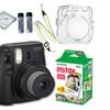 Fujifilm INSTAX Mini 8 Camera Black + 20 Instant Film + Accessory Kit