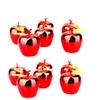 Christmas Ornament Apple Accessories Christmas Tree Apple Pendant