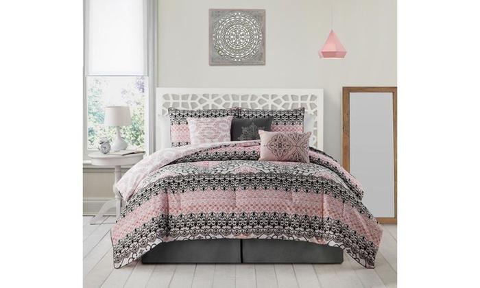 ... Callais Comforter Set (7 Piece)
