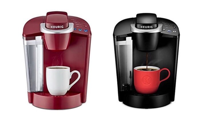 Up To 36% Off on Keurig K55 Coffee Maker, K-Cu... | Groupon Goods
