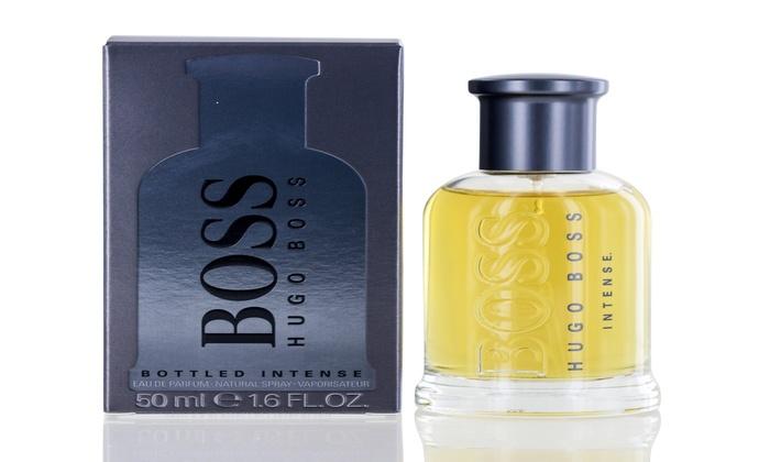 Boss Bottled Intense Men By Hugo Boss Edp Spray Groupon