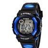 Multi Function Military Sports Watch LED Analog Digital Waterproof