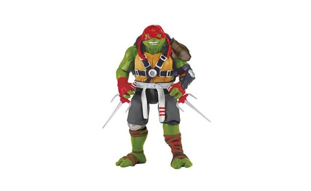 Teenage Mutant Ninja Turtles Movie 2 11 inch Action Figure - Raphael ff8ee647-ed89-4b6d-add9-48ecf6422690