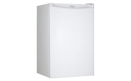 Danby DAR044A4WDD Compact All Refrigerator, 4.4 Cubic Feet, White photo