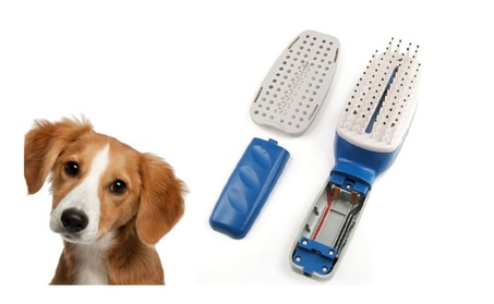 Ionic Pet Cleaning Grooming Brush and Comb 82010a80-38be-49b6-a07f-7aea6ebc37e6