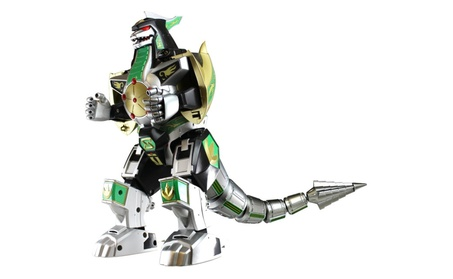 Power Rangers Legacy Green Dragonzord 1625c05d-086d-4b9d-88ba-3b863c46fb3b
