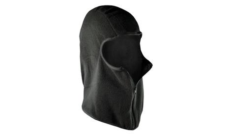 Zan Headgear Balaclava Microfleece with Zipper 28e0d6c0-1bb0-4177-b0ee-b67c39ec2903