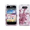 Insten Spring Flower Phone Case For Lg Motion Lw770 Optimus Regard