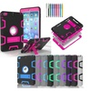 Shockproof Heavy Duty Rubber Hard Stand Case Cover for iPad mini 2 3 4