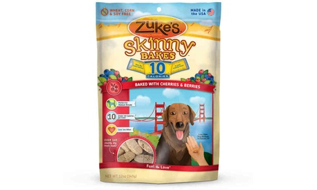 Zuke's Skinny Bakes 10's Cherry and Berry 12 oz. a770961d-38c2-4f64-b9a7-441312bbb971