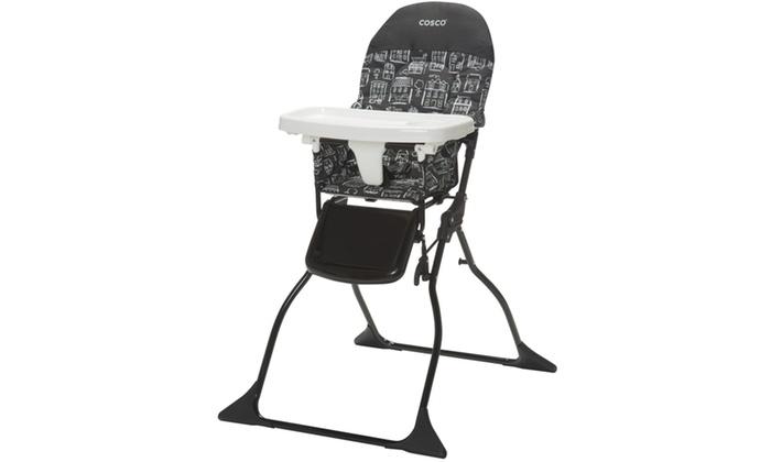 Cosco Simple Fold High Chair Livingsocial