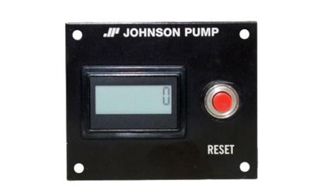 JOHNSON PUMPS 83000 Bilge Pump Counter, 12-32 VDC photo