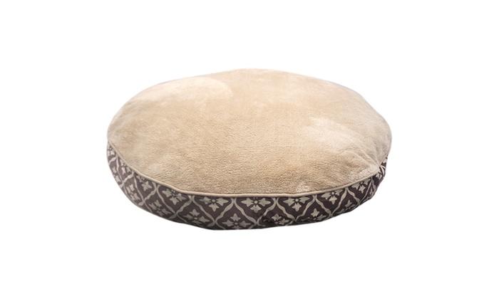 Groupon Dog Bed Round