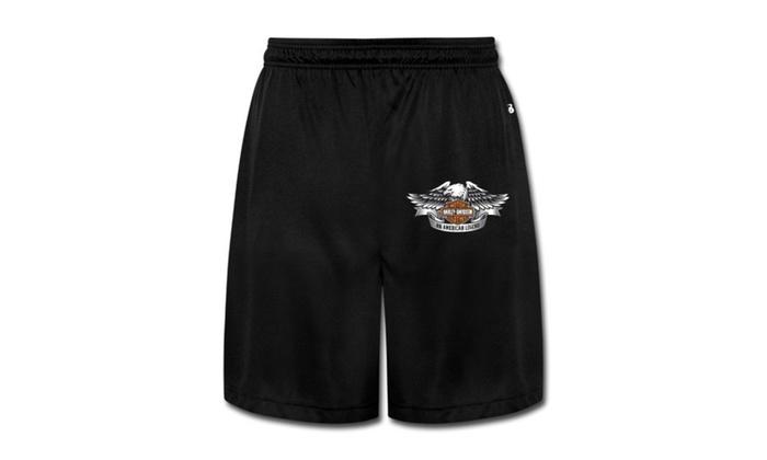 3e7690ca7d Harley Davidson Performance Shorts Sweatpants Man Sweat Pantscool ...