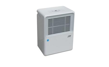ENERGY STAR 40-Pint Dehumidifier, White 23b31d34-c1e4-40bd-817e-827412bfd699