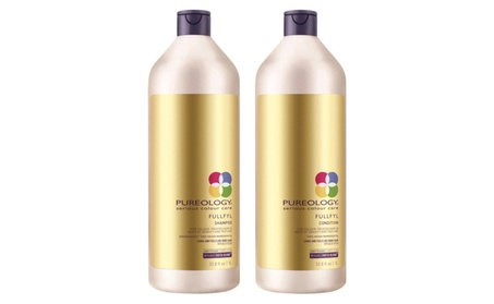 Pureology Fullfyl Shampoo and Conditioner Duo (8.5 or 33.8 Fl. Oz.) edc5aeff-9157-43ec-a59f-3bfa4b6ef240