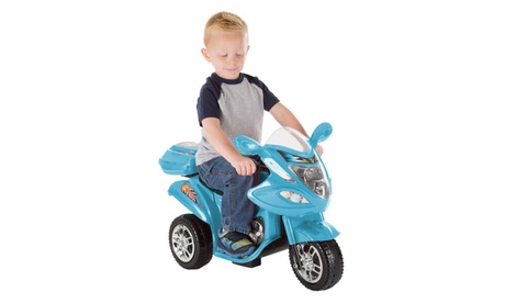 Ride on Car, 3 Wheel Trike Motorcycle for Kids, Battery Powered Ride-On Toy 04e9a783-c148-420d-babd-d35b78881a59
