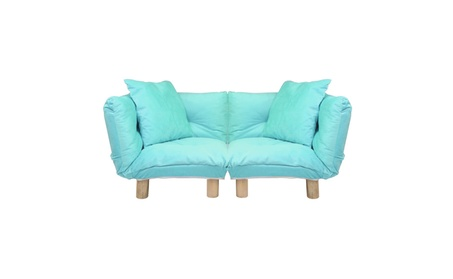 Kids Sofa Set Children Upholstered Chair Lounge Couch With Cushion 380dd4c0-6dd7-42f5-850e-a71d4b7d8995