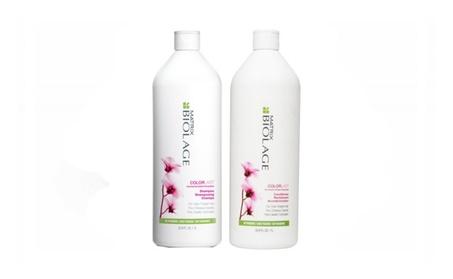 Biolage ColorLast Shampoo and Conditioner 33.8 Ounce 2 count 364f504c-2942-428b-a006-f61e33435319