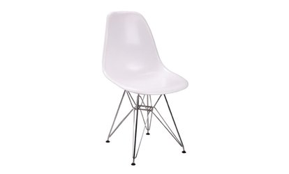 image for Chrome Eiffel Side Chair