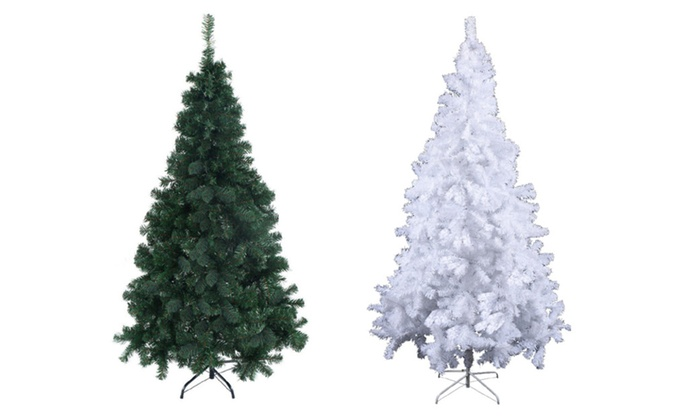artifical 7ft christmas tree