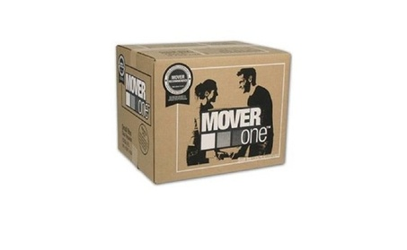Schwarz Supply SP-901 16 x 12.5 in. Mover One Small Moving Box, Pack O photo
