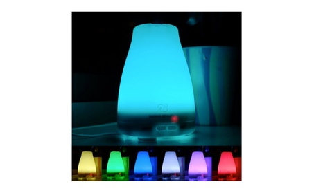 Aromatherapy Essential Oil Diffuser LED 7 Colors 2b0035b3-4fd6-4330-b172-f1a6998bfdaf